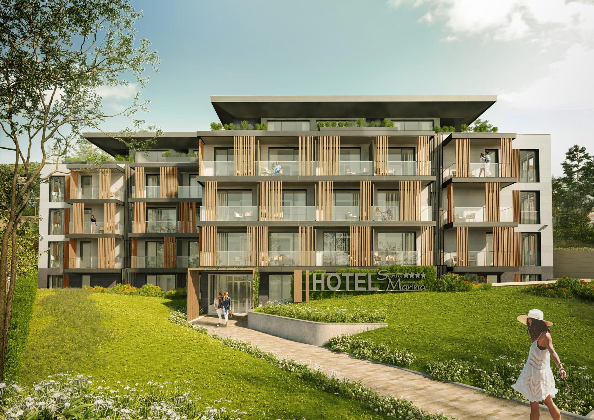 Нов хотел в Созопол
