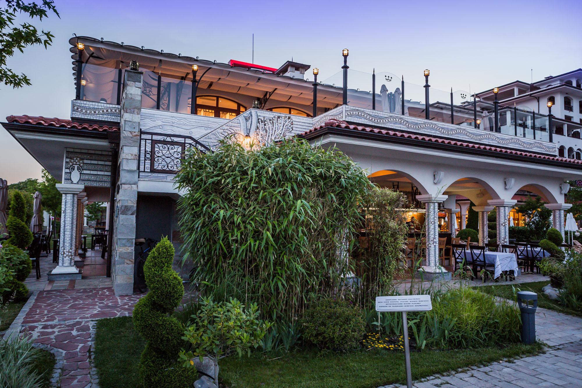 Петзвезден хотел на Слънчев бряг